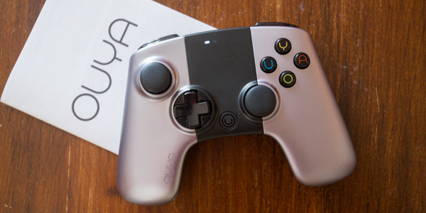 ouya gamepad